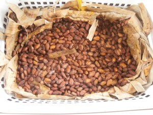 If fresh cocoa beans are not fermented, there is no chocolate taste